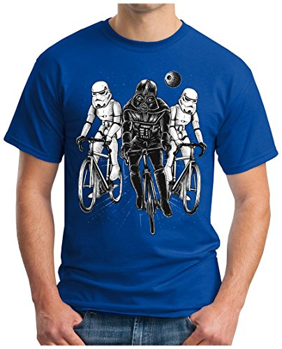 OM3 - STAR-BIKER - T-Shirt MC STORMTROOPER CYCLE GEEK PARODIE FUN SciFi  EMPIRE EMO, S - 5XL: Amazon.de: Bekleidung