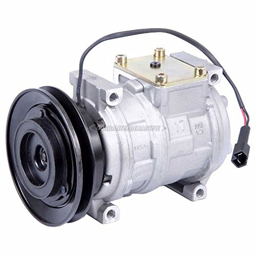 AC Compressor & A/C Clutch For Dodge Neon Intrepid & Plymouth Neon - BuyAutoParts 60-01480NA - Dodge A/c Neon Compressor