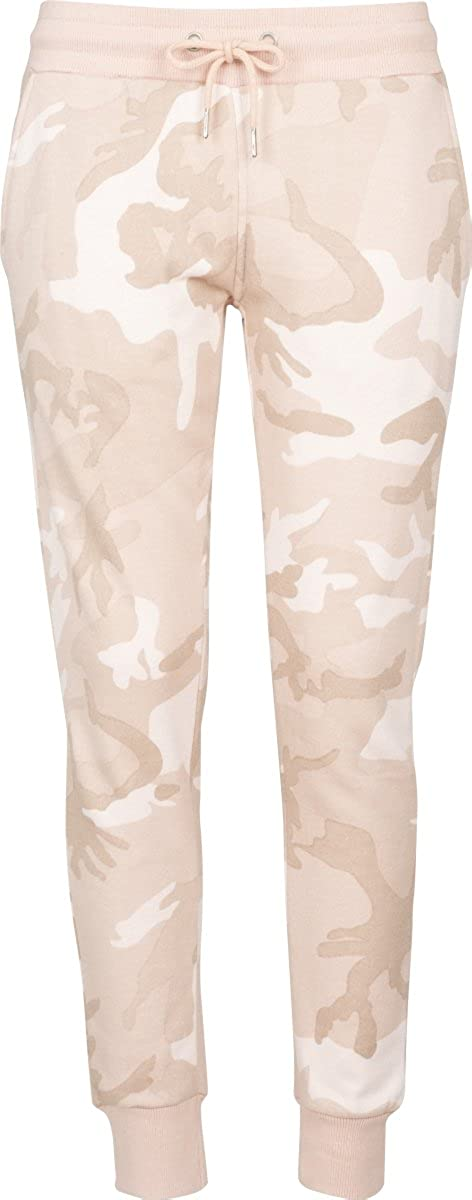 TALLA XS. Urban Classics Ladies Camo Terry Pants Pantalones Deportivos para Mujer