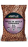 Semillas Batlle 960070UNID Expanded Clay Compost Balls, 5 Litres