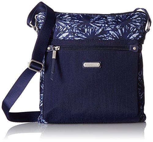 Bag Shoulder Floral Drawstring (Go Bagg with RFID Wristlet)