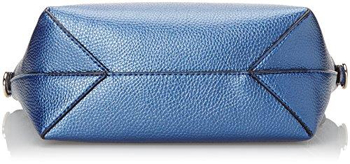 GUESS Blue 22210 AUTUNNO DONNA Cognac Bleu INVERNO HWVG64 Tracolla A4qw5RBxn