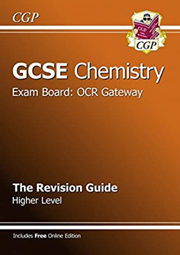 Gcse physics ocr gateway revision guide array gcse chemistry ocr gateway revision guide with online edition a rh amazon fandeluxe Images