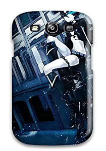 Excellent Design Black Rock Shooter Case Cover For Galaxy S3