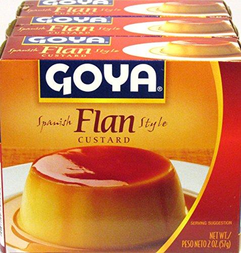 Flan Mix - Goya Flan Box