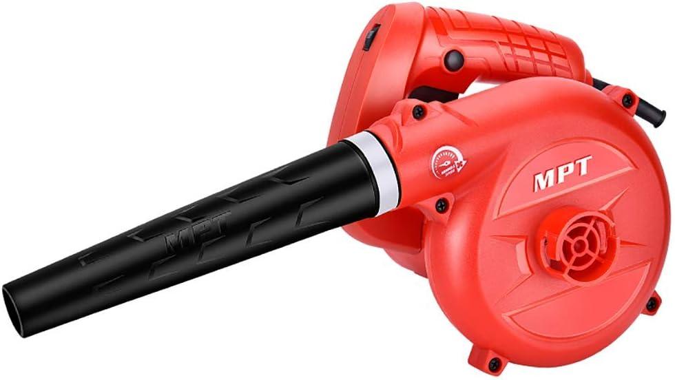 Soplador De Hojas 400w / Soplador De Polvo/Mini Soplador De Aire, Puede Ser Utilizado como Un Aspirador, Control De Velocidad Variable, Ligero, PequeñO Ventilador Industrial del Hogar: Amazon.es: Hogar