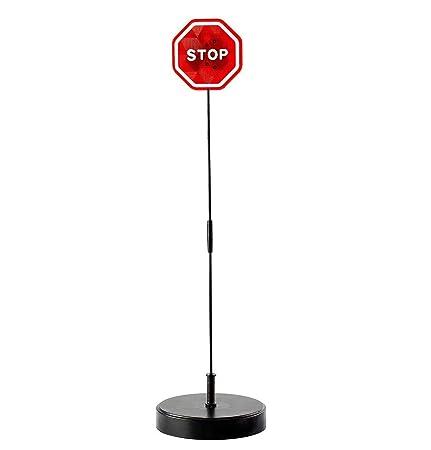 Amazon.com: Señal de parada LED intermitente, sistema de ...