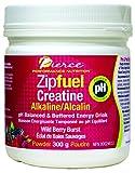 Prairie Naturals Zipfuel Creatine PH Balanced Energy Drink, Wildberry Burst, 10.6 Ounce