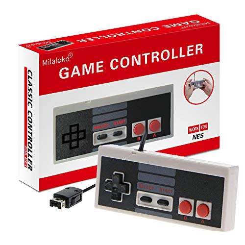- Gaming Controller for NES Nintendo Classic Edition Mini, Replacement Joypad Gamepad for NES Nintendo Classic Mini Edition (Wired)