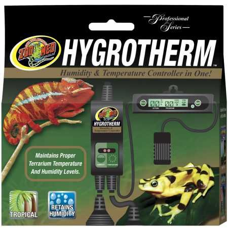 Zoo Med Hygrotherm Humidity Temperature Controller