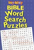 Itty-Bitty Bible Word Search Puzzles, Warner Press, 1593171501
