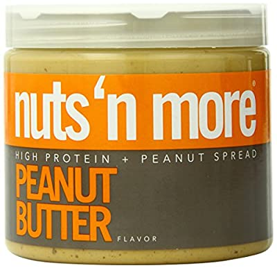 Nuts 'N More Peanut Butter, 16 Ounce (Packing May Vary)