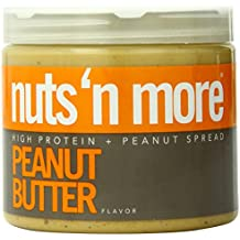 Nuts 'N More Peanut Butter, 16 Ounce( Packing May Vary)