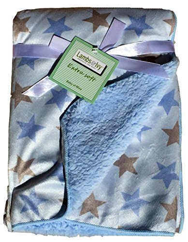 Baby Blankets For Boys, Warm and Cozy, Extra Soft Micro Plus