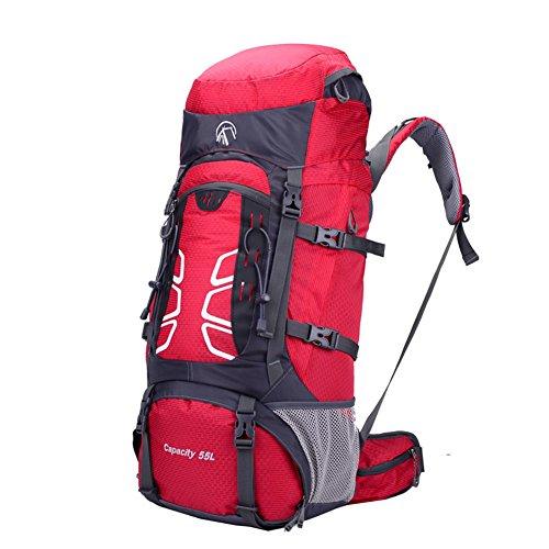 zaino esterno/Zaino da montagna professionale/Escursionismo zaino/zaino