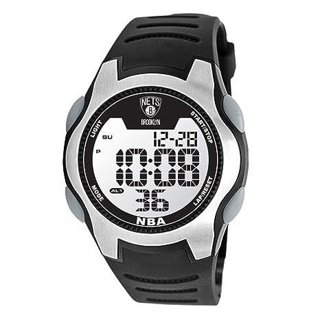 Brooklyn Nets Nba para hombre campamento de entrenamiento serie reloj: Amazon.es: Deportes y aire libre