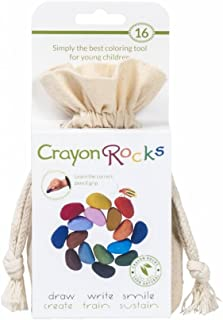 product image for Crayon Rocks 16 Colors in Muslin Bag