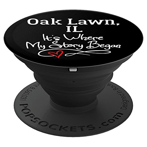 O'Fallon MO Phone Case Stand - Where My Story Began! - PopSockets Grip and Stand for Phones and Tablets -
