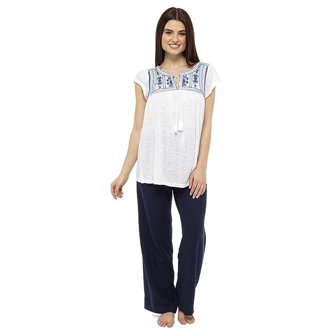 CityComfort Eyecatching Summer Tops Para Mujer Túnica Para Mujer Flowy Blusa con Delicado Bordado a Mano: Amazon.es: Ropa y accesorios