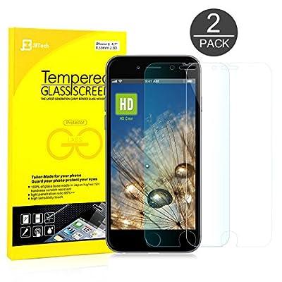 JETech® Premium Tempered Glass Screen Protector
