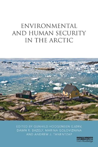 Download Environmental and Human Security in the Arctic (Earthscan Research Editions) Pdf
