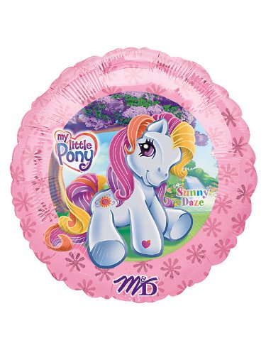 Party Destination - My Little Pony Foil Balloon - , 18