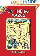 #8: On the Go Mazes (Dover Little Activity Books)