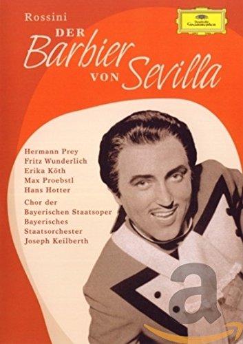 Rossini - Der Barbier von Sevilla (Il Barbiere di Siviglia/The Barber of Seville)