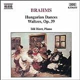 ブラームス:ハンガリー舞曲集/ワルツ集 Op. 39