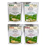 Intakt Snacks Low Carb Crunchy Cheese Bites – Pack of 4