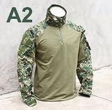 TMC Navy Seals Devgru Gen3 G3 Combat Tactical Shirt Us Army Aor2 A2 Size Type: L
