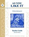 As You Like It, Teacher Guide