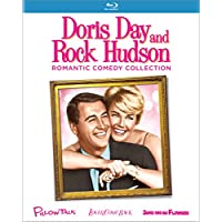 Doris Day and Rock Hudson Blu-ray Romantic Comedy Collection