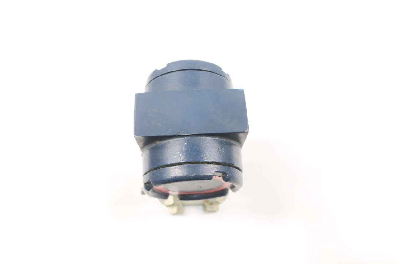 DOVER 2000DX-030-CS-24-BP-A5-FT-26-2 0-7.28IN-H2O Pressure Transmitter D577160