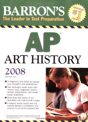 Barron's AP Art History (Barron's: The Leader in Test Preparation)