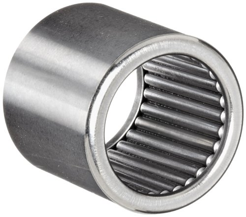 "Koyo GB-88 Precision Needle Roller Bearing, Full Complement Drawn Cup, Open, Inch, 1/2"" ID, 11/16"" OD, 1/2"" Width"