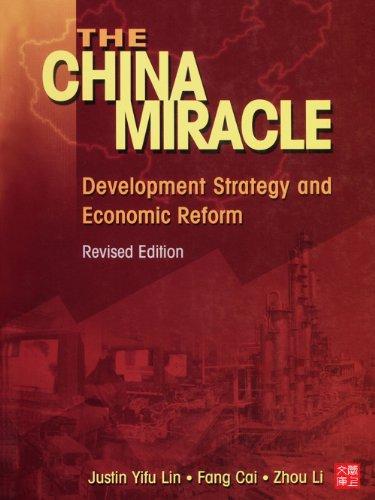 CUHK Series:The China Miracle - Justin China