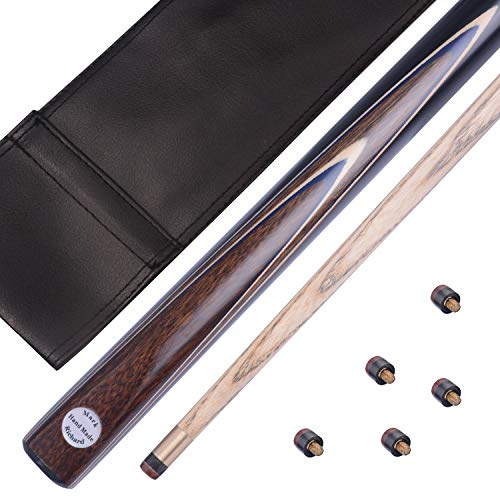 Mark Richard 1/2 Pieces 57 Inches Professional Handmade Snooker Cue Package, SA12 (SA16)