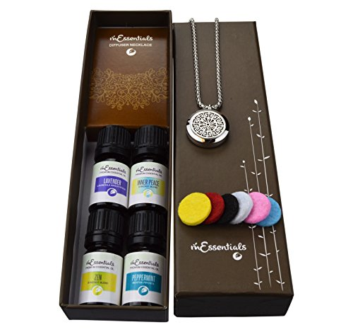 Medallion Essential Diffuser Stainless Peppermint