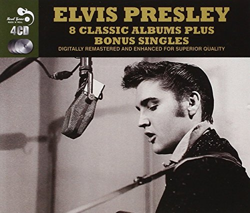 Elvis Cd Album (8 Classic Albums - Elvis Presley)