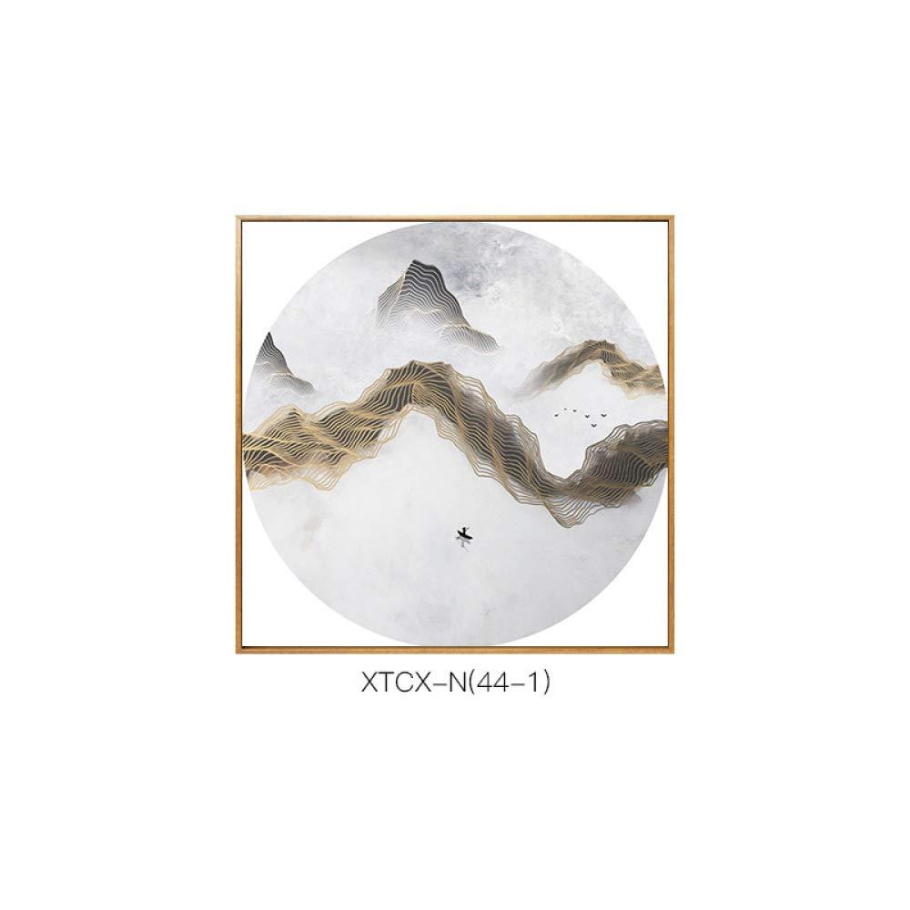 soporte minorista mayorista A 60    60 DEE Pintura Decorativa Europea Simple Moderna Cuadrado pequeño Abstracto, Dormitorio Elegante y Elegante de la Sala de EEstrella del Modelo Abstracto con Pintura del Marco  ahorrar en el despacho