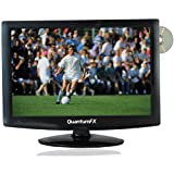 Quantum FX 18.5in LED TV With ATSC NTSC DVD Player - Quantum FX TVLED-1912D