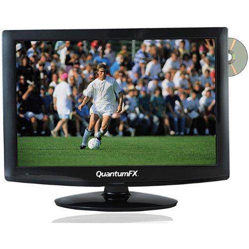 Quantum FX 18.5in LED TV With ATSC NTSC DVD Player - Quantum FX TVLED-1912D by Quantum