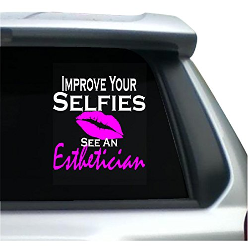 Improve Your Selfies See An Esthetician Derm Dermatology - Sticker