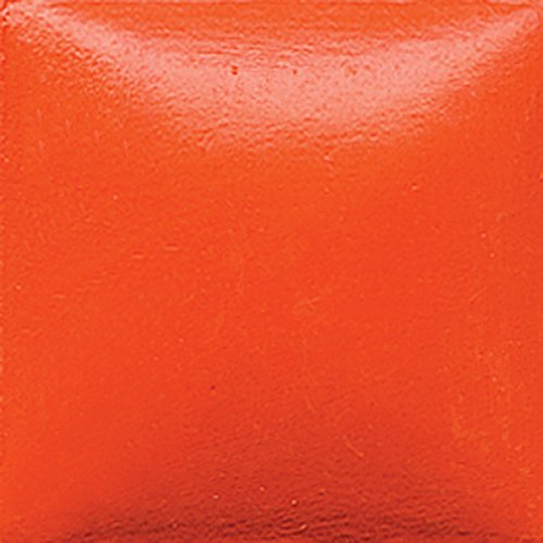 - Duncan Bisq-Stain Opaque Acrylics - OS 439 - Hot Orange - 2 Ounce Bottle