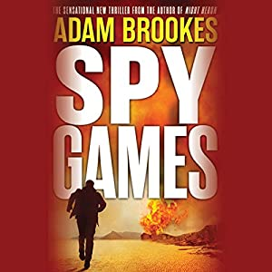 Spy Games Audiobook