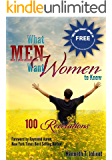 What Men Want Women to Know: 100 Revelations