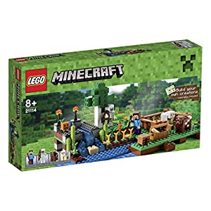 New Released LEGO Minecraft 21114 The Farm - 5104sD5pehL - d LEGO Minecraft 21114 The Farm