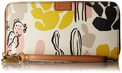 Fossil Emma Large Wallet Multi