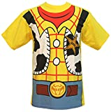 Disney Pixar Toy Story Woody Cowboy Costume Adult T-Shirt Tee